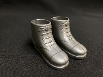 VINTAGE ACTION MAN - ASTRONAUT SILVER BOOTS
